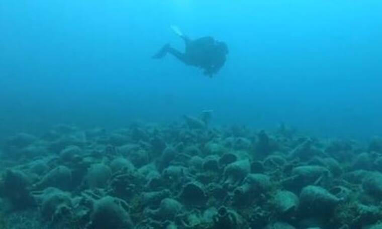 Αλόννησος: Το πρώτο υποβρύχιο μουσείο στην Ελλάδα (video)