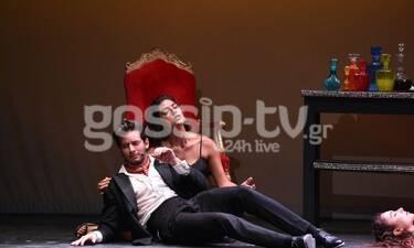 Η Σπυρούλα με τον Κακουριώτη είχαν πρεμιέρα και όλο το GNTM ήταν εκεί! (pics)