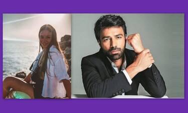 Ανδρέας Γεωργίου: Δες το κορίτσι του με λευκό μπικίνι και θα τα χάσεις!