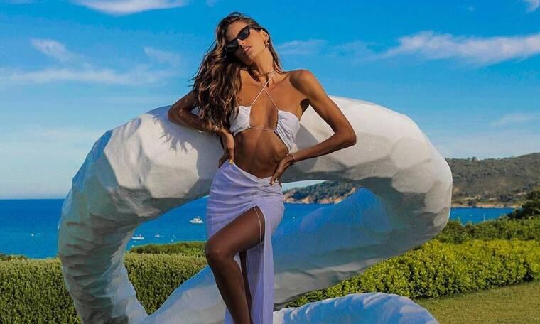 Ιζαμπέλ Γκουλάρτ:«Το πρώτο πράγμα που αγοράζω στη Μύκονο είναι 3 κιλά φέτα»