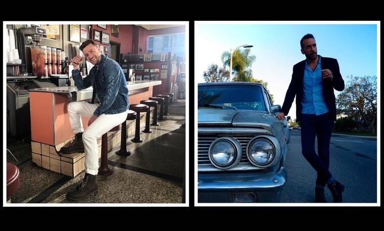 Ο Πάνος Μουζουράκης πήρε συνέντευξη από τον Justin Timberlake! (vid+pics)