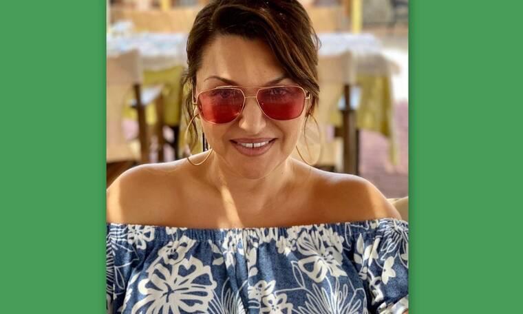 Καίτη Γαρμπή: Το μπαλκόνι του σπιτιού της μοιάζει με... ζούγκλα! Το έχεις δει;