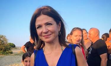 Ταμίλα Κουλίεβα: Δείτε την με πράσινο μπικίνι στην παραλία