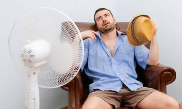Το απόλυτο κόλπο: Έτσι δεν θα ζεσταίνεσαι το καλοκαίρι