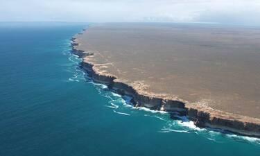 Απίστευτες εικόνες: Δες πως μοιάζει η άκρη του κόσμου