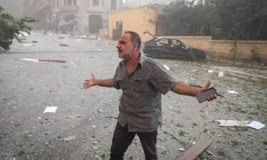Βηρυτός όπως…. Χιροσίμα! Εικόνες Αποκάλυψης μετά τις εκρήξεις