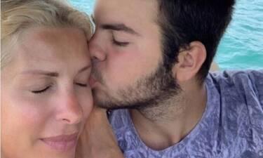 Άγγελος Λάτσιος: Το νέο βίντεο του γιου της Μενεγάκη από τις διακοπές του!