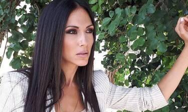Ανθή Βούλγαρη: Η topless φωτό στις διακοπές με τον μέλλοντα σύζυγό της!