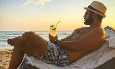 Είναι ο αδελφός πασίγνωστης Ελληνίδας ηθοποιού και είναι σεφ! (photos)