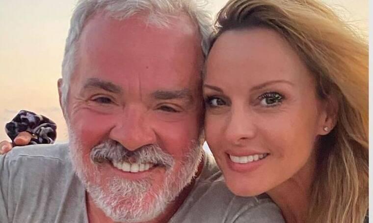 Ζήνα – Λύρας: Οι διακοπές με το σκάφος και οι φωτογραφίες με την κόρη τους!