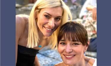 Ζέτα Δούκα: Τι έκανε με την κόρη της και τη Μαρία Ναυπλιώτου στις διακοπές;