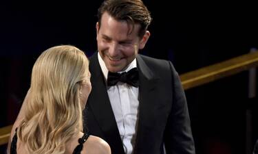 Kι όμως, ο Bradley Cooper φέρεται να έχει σχέση με αυτή τη διάσημη ηθοποιό