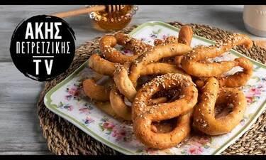 Έχετε φάει λαλάγγια με συνταγή από τον Άκη Πετρετζίκη;
