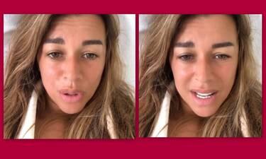 Πρεζεράκου: Το πρώτο βίντεο μέσα από το νοσοκομείο - Με δάκρυα στα μάτια