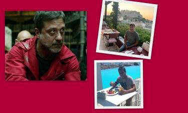 "La casa de papel: Ο ""Αρτούρο"" στην Ελλάδα-Το πολυτελές ξενοδοχείο που μένει"