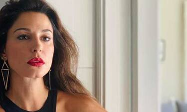 Κατερίνα Παπουτσάκη: «Με ζόρισε ο ρόλος της Αλίκης Βουγιουκλάκη»