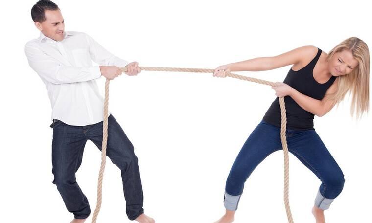 Άνδρες εναντίον γυναικών: Μάθε τις διαφορές των δύο φύλων