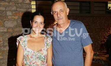 Γιώργος Κιμούλης: Καμάρωσε την κόρη του επί σκηνής στην Επίδαυρο! (Photos)