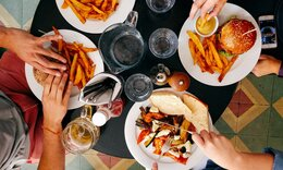 Πόσο ασφαλές είναι να τρως σε εστιατόριο κατά τη διάρκεια της πανδημίας;
