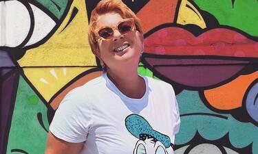 Ελεάννα Τρυφίδου: Η πρώτη φωτό με σορτς μετά την απώλεια των 40 κιλών!