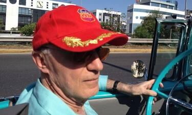 Νίκος Μαστοράκης: Το ράλλυ Αντίκα και η προσωπική συλλογή κλασικών αυτοκινήτων