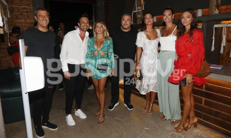 Οι celebs έδωσαν ραντεβού στη Ρόδο για μίνι διακοπές! (photos)