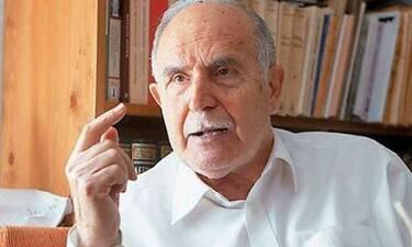 Έφυγε από τη ζωή ο σπουδαίος ποιητής Ντίνος Χριστιανόπουλος (Photos)