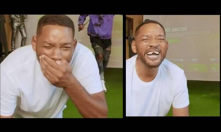 Αυτός ο star έσπασε τα δόντια του Will Smith-Απίστευτες εικόνες! (Pics-Vid)