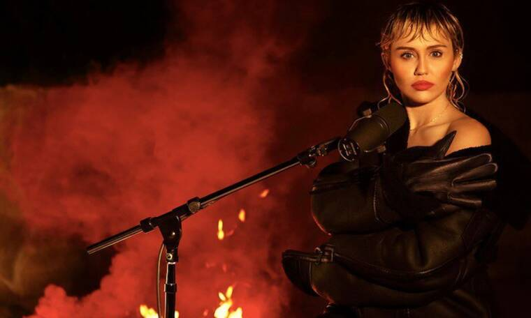 Miley Cyrus: Η έκπληξη που σίγουρα δεν περίμενες