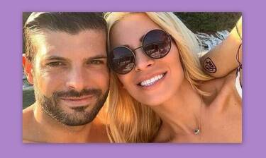Κατερίνα Καινούργιου: Σπάνια φωτό με τον σύντροφό της στην Κέρκυρα! (Photos)