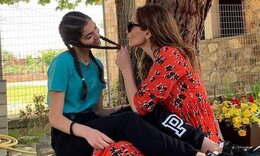 Δέσποινα Βανδή: Η φωτό με τη Μελίνα Νικολαΐδη που