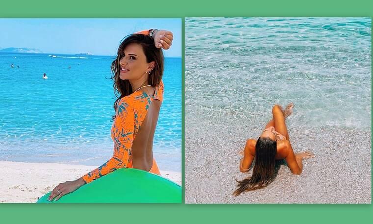 """Ελένη Τσολάκη: Το """"μαγικό"""" καλοκαίρι της μέσα από φωτογραφίες! (Photos)"""