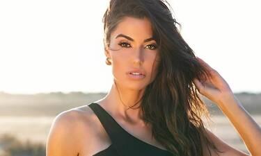 H Ιωάννα Μπέλλα ποζάρει ultra sexy στη Μύκονο! (video)