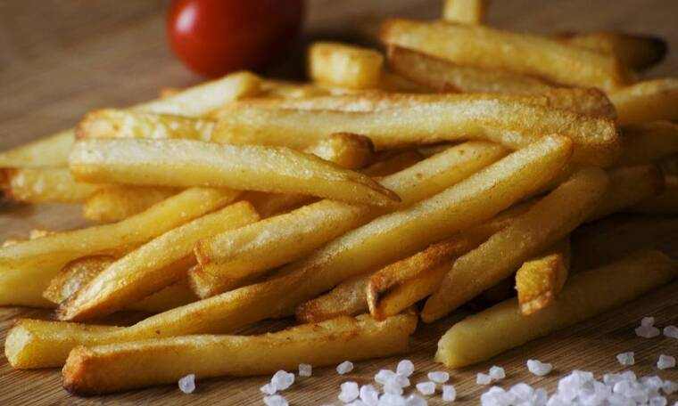 Έτσι θα ζεστάνετε ξανά τις τηγανιτές πατάτες (photos)
