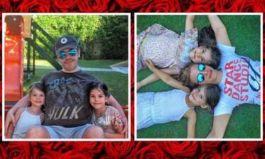 Χάρης και Αντελίνα συγκινούν με τα μηνύματα για τα γενέθλια της κόρης τους
