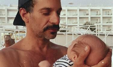 Ο Χρανιώτης ανέβασε το πιο τρυφερό βίντεο με τον γιο του! (photos+video)