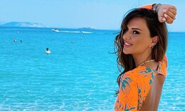 ΑΠΟΚΛΕΙΣΤΙΚΟ: Η Ελένη Τσολάκη στο πλοίο της γραμμής για Κυκλάδες (photos)