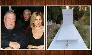 Ραγίζει καρδιές η Θεοδώρα Βουτσά με το βίντεο από τον τάφο του πατέρα της