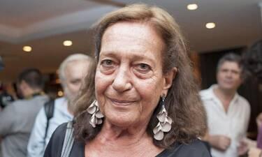 Πέθανε η ηθοποιός Ειρήνη Ιγγλέση, πρώην σύζυγος του Θάνου Μικρούτσικου