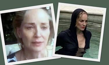 Σε απόγνωση η Sharon Stone! Η αδελφή της παλεύει με τον κορονοϊό! (photos)