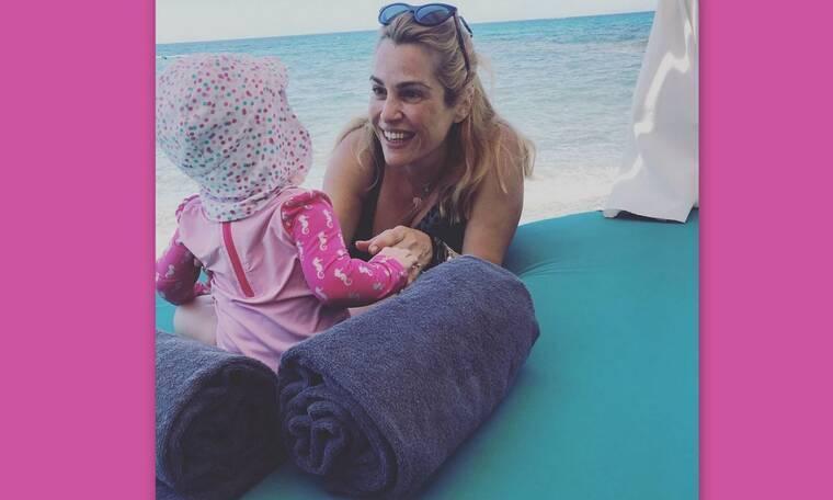 Τζένη Μπότση: Οι νέες τρυφερές φώτο με την κόρη της θα σε κάνουν να λιώσεις