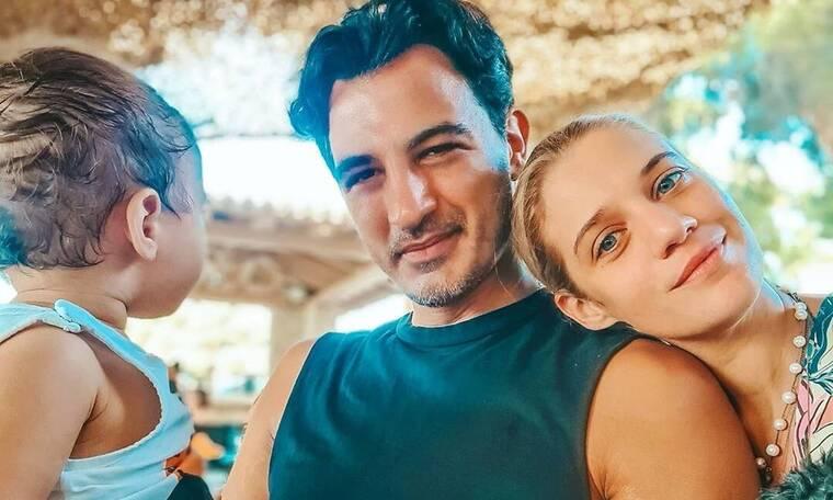 Αναστασιάδης-Θεωνά: Οι πιο όμορφες οικογενειακές φωτό τους απ' τις διακοπές