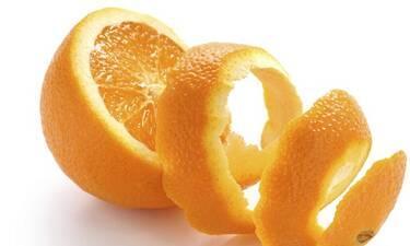 Ποιες φλούδες φρούτων είναι ευεργετικές για την υγεία μας