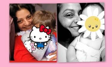 Βασιλική Ανδρίτσου: H πρώτη φώτο της με μπικίνι – Δες την με την κόρη της
