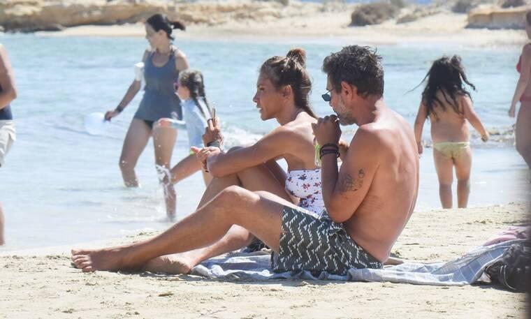 Μαρινάκης-Καλπάκη: Το φωτογραφικό άλμπουμ των διακοπών τους (photos)