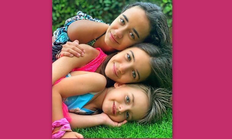 Δεν είναι μοντέλα διαφήμισης, είναι κόρες Έλληνα τραγουδιστή και είναι κούκλες