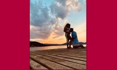 Γνωστός Έλληνας θα γίνει για πρώτη φορά πατέρας - Το ανακοίνωσε με αυτή τη φώτο