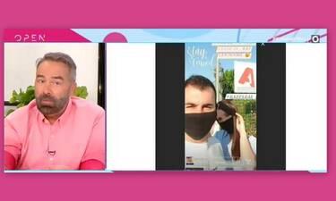 Γρηγόρης Γκουντάρας: Έξαλλος με τον Δημήτρη Μπέλλο – Το «κράξιμο» on air!