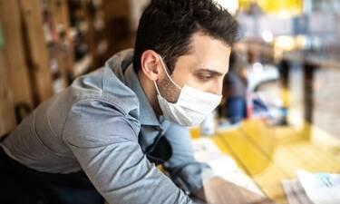 Μάσκα στο γραφείο; Έτσι θα γίνει η ζωή σου πιο εύκολη