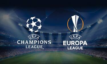 Ευρωπαϊκή αυλαία με δύο μεγάλους τελικούς